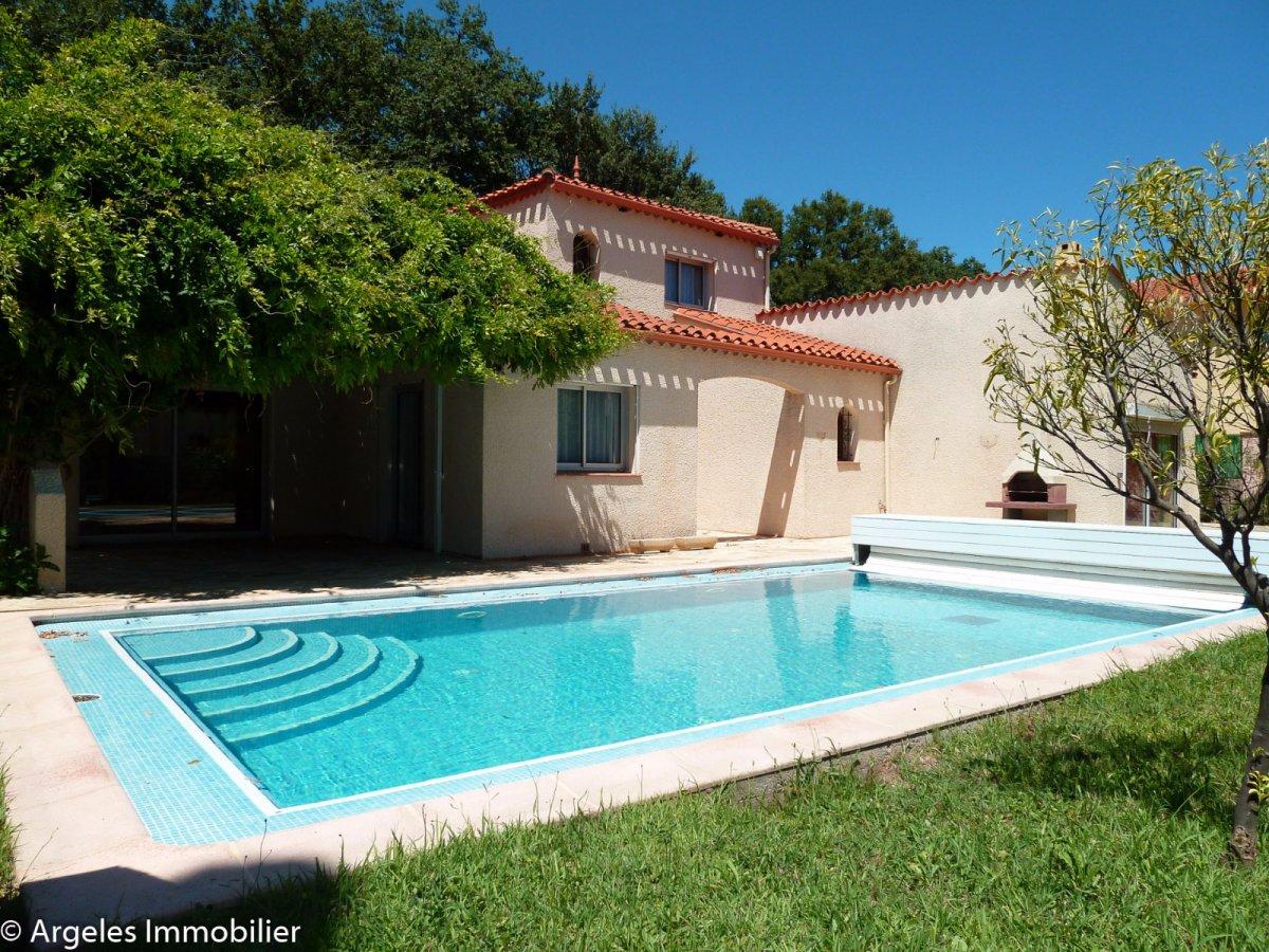 vente achat maison 5 pi ces quartier recherch piscine argeles sur mer