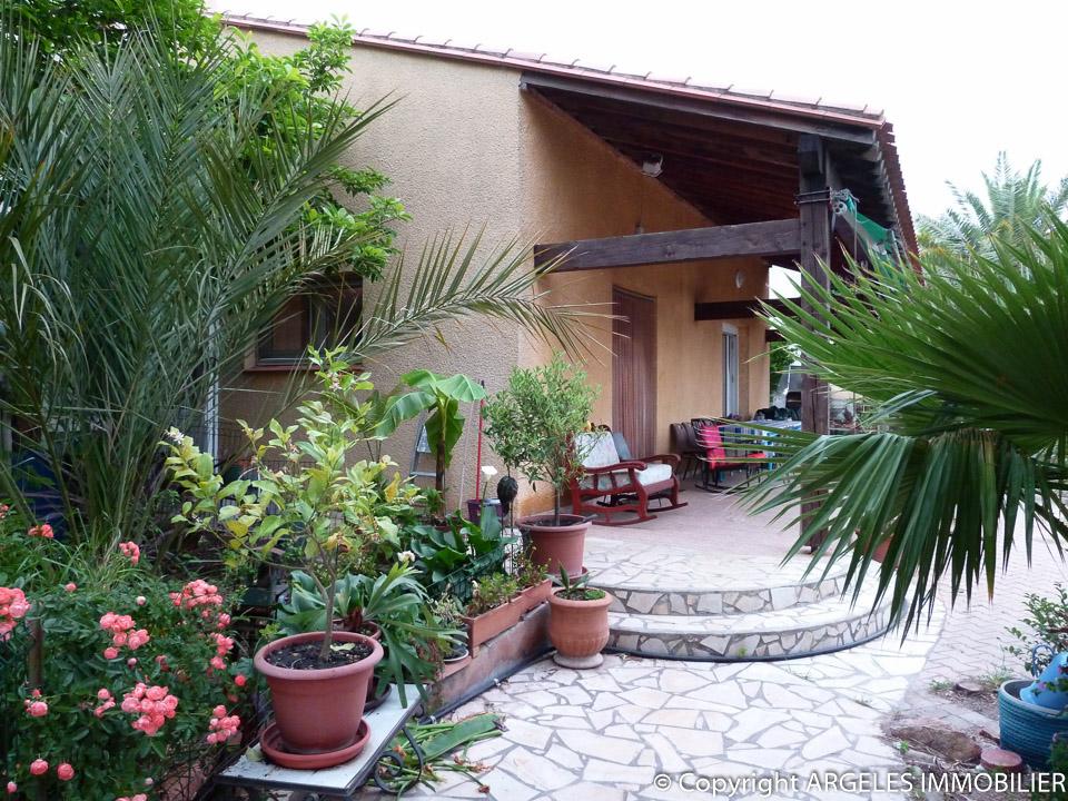 Vente achat maison 6 7 pieces zone artisanale argeles sur mer for Achat maison zone geographique